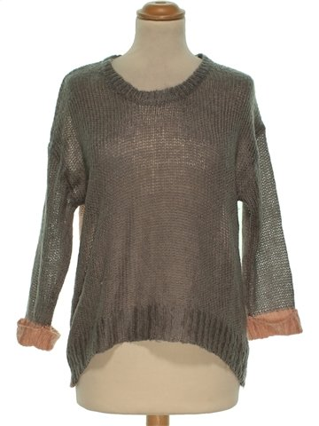 Pull, Sweat femme INTERNAÇIONALE 36 (S - T1) hiver #1217471_1