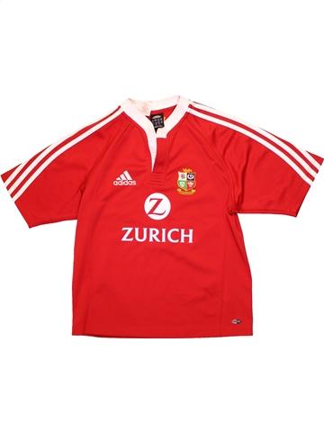 Camiseta deportivas niño ADIDAS rojo 12 años verano #1222155_1