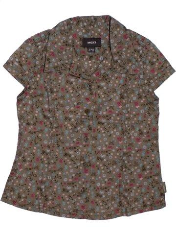 Blusa de manga corta niña MEXX marrón 4 años verano #1226513_1