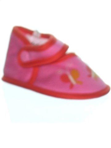 Chaussures bébé fille DDP blanc 3 mois été #1226610_1