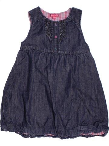Robe fille GRAIN DE BLÉ bleu 2 ans été #1227615_1