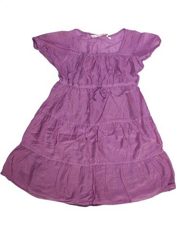 Robe fille TEDDY SMITH violet 12 ans été #1228033_1