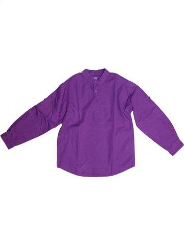 Blusa de manga larga niña CFK violeta 6 años invierno #1229591_1
