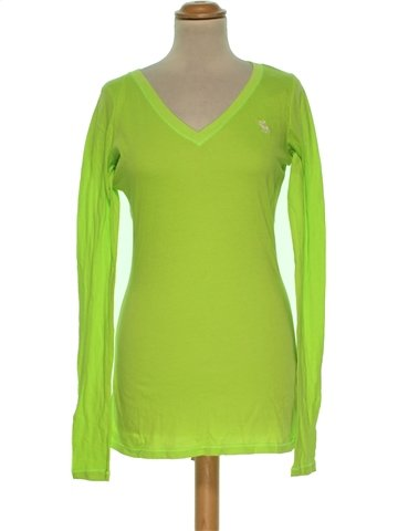 Top manches longues femme ABERCROMBIE & FITCH M hiver #1229595_1