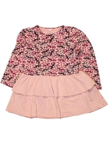 Robe fille NAME IT rose 3 ans hiver #1233243_1