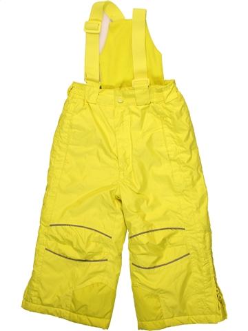 Ski garçon KIKI & KOKO jaune 4 ans hiver #1234371_1