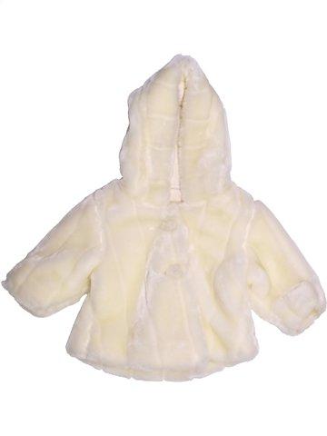 Manteau fille MINIBANDA beige 3 mois hiver #1236321_1