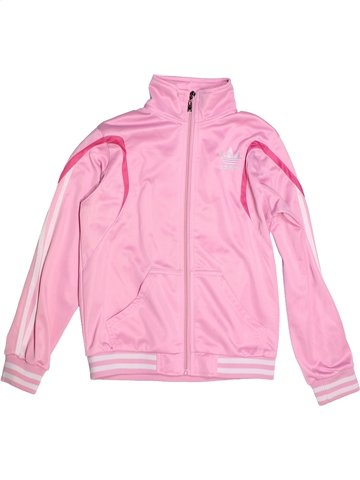 Sportswear fille ADIDAS rose 12 ans hiver #1237466_1