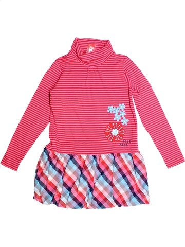 Robe fille TUC TUC rose 8 ans hiver #1237658_1
