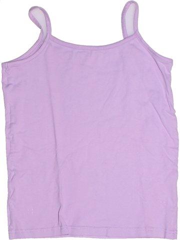 Camiseta sin mangas niña GEMO rosa 10 años verano #1237817_1