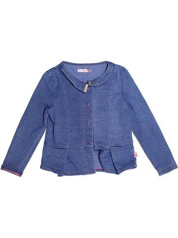 Sweat fille BILLIEBLUSH bleu 4 ans hiver #1237832_1
