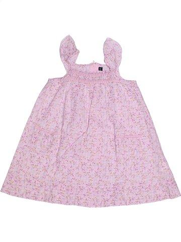 Vestido niña TOUT COMPTE FAIT rosa 2 años verano #1238022_1
