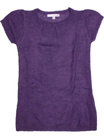 Robe fille LISA ROSE violet 8 ans hiver #1240194_1