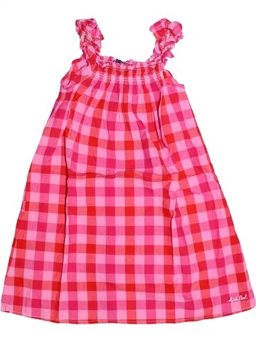 Robe fille KID COOL rose 10 ans été #1240245_1