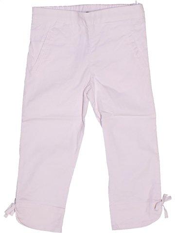 Pantalón corto niña LILI GAUFRETTE blanco 4 años verano #1240309_1