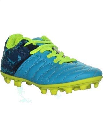 Zapatillas de deporte niño KIPSTA verde 28 verano #1240332_1