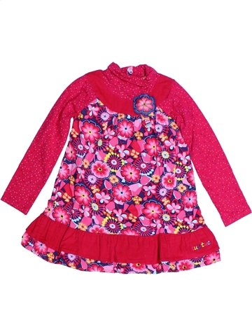 Robe fille TUC TUC rose 2 ans hiver #1245918_1