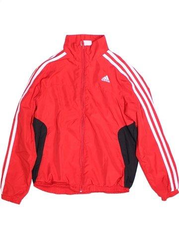 Sportswear garçon ADIDAS rouge 10 ans hiver #1247989_1