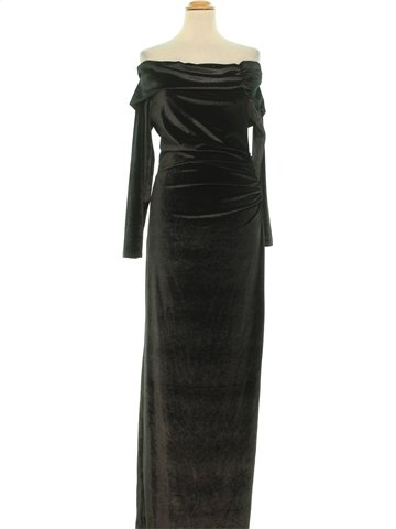 Vestido de noche mujer BOOHOO 40 (M - T2) invierno #1248283_1