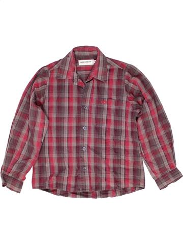 Chemise manches longues garçon TOM TAILOR violet 5 ans hiver #1249457_1