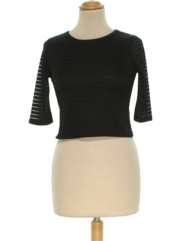 Top manches longues femme MISSGUIDED 36 (S - T1) hiver #1250221_1