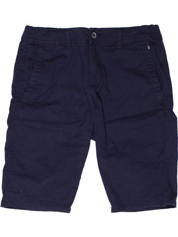 Short-Bermudas niño OKAIDI azul 12 años verano #1250394_1