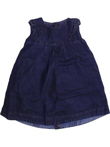 Vestido niña NATALYS azul 2 años invierno #1252041_1