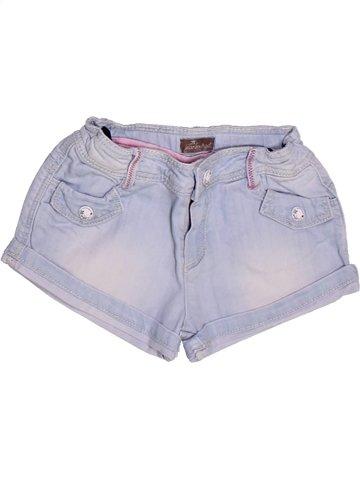 Short-Bermudas niña JEAN BOURGET violeta 5 años verano #1253922_1