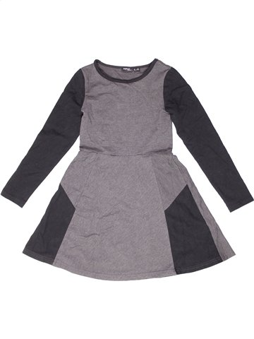 Robe fille PEPPERTS gris 10 ans hiver #1254525_1