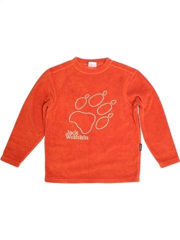 Pull garçon JACK WOLFSKIN orange 12 ans hiver #1257871_1