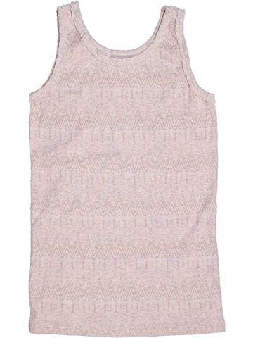 T-shirt sans manches fille I LOVE GIRLSWEAR violet 13 ans été #1258020_1