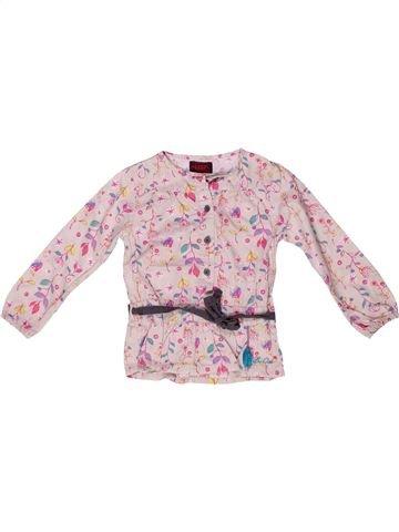 Blusa de manga larga niña LA COMPAGNIE DES PETITS rosa 4 años invierno #1258080_1