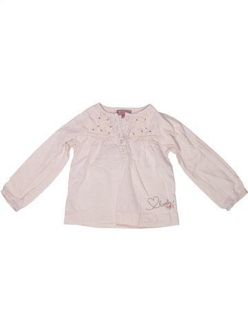 Blusa de manga larga niña LISA ROSE violeta 3 años invierno #1258082_1