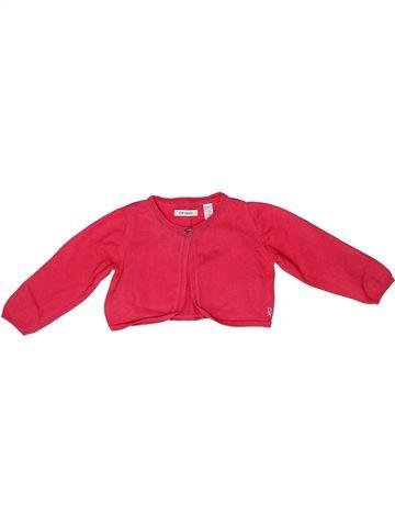 Bolero niña OKAIDI rosa 2 años invierno #1259298_1