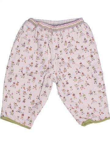 Pantalon garçon NATALYS violet 3 mois hiver #1259624_1