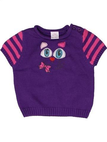 Pull fille S.OLIVER violet 6 mois hiver #1260173_1