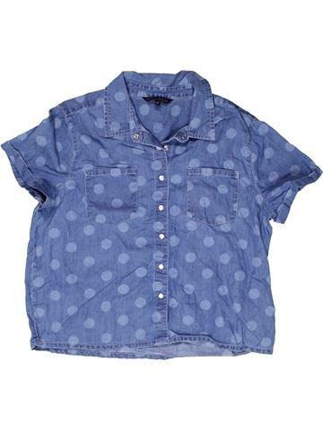 Blusa de manga corta niña CANDY COUTURE azul 14 años verano #1260944_1
