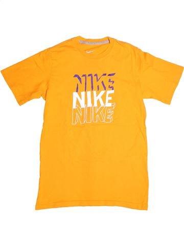 Camiseta de manga corta niño NIKE amarillo 13 años verano #1261572_1