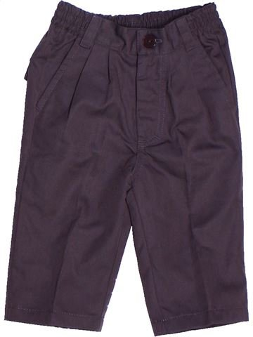 Pantalon garçon BORNINO gris 6 mois été #1261713_1