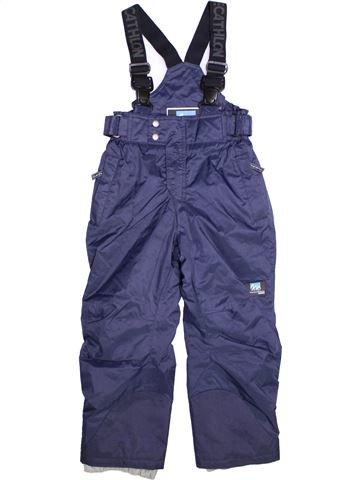 Ski garçon QUECHUA violet 6 ans hiver #1261841_1