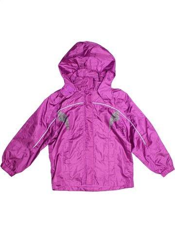 Parka - Trench fille ALIVE violet 8 ans été #1261861_1