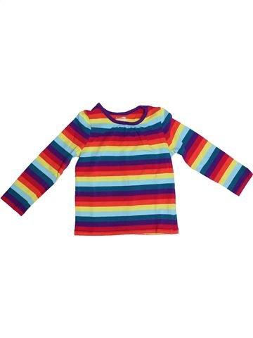 T-shirt manches longues fille GAP bleu 3 ans hiver #1262215_1