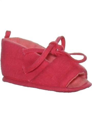Zapatos bebe niña SUCRE D'ORGE rosa 3 meses verano #1263838_1