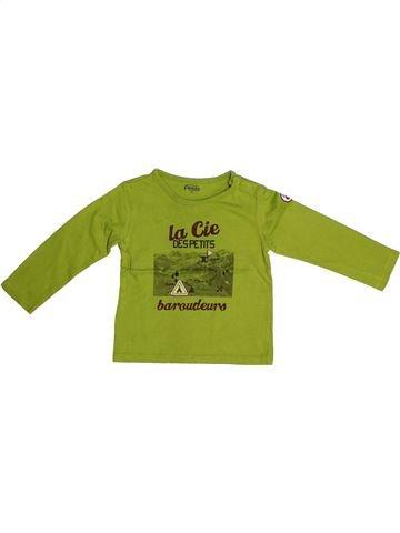 Camiseta de manga larga niño LA COMPAGNIE DES PETITS verde 3 años invierno #1264180_1