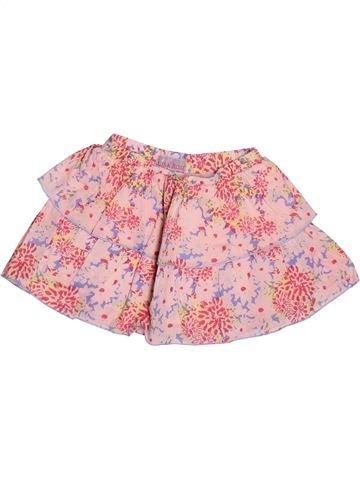 Falda niña LISA ROSE rosa 2 años verano #1264363_1