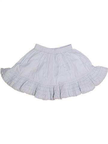 Falda niña LA REDOUTE CRÉATION blanco 2 años verano #1264441_1