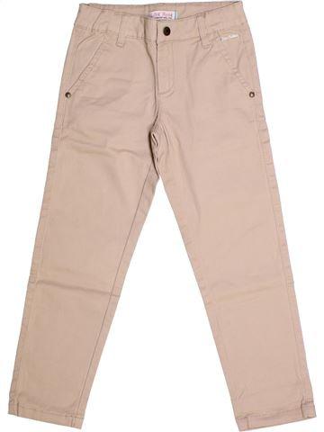 Pantalon fille LISA ROSE blanc 5 ans hiver #1264507_1