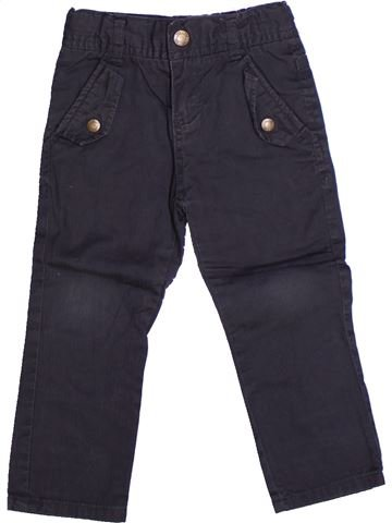 Pantalon garçon YCC-214 bleu 2 ans hiver #1264910_1