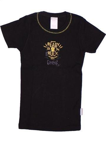 Camiseta de manga corta niño ABSORBA negro 5 años verano #1264931_1