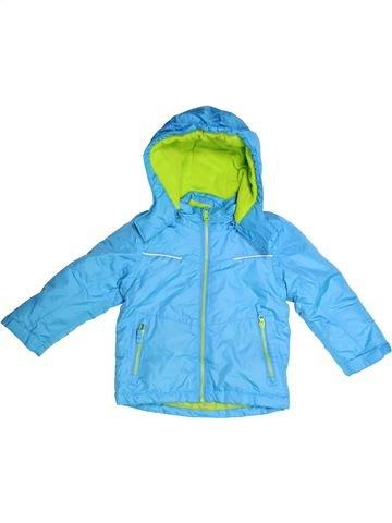Ski garçon IMPIDIMPI bleu 4 ans hiver #1265755_1